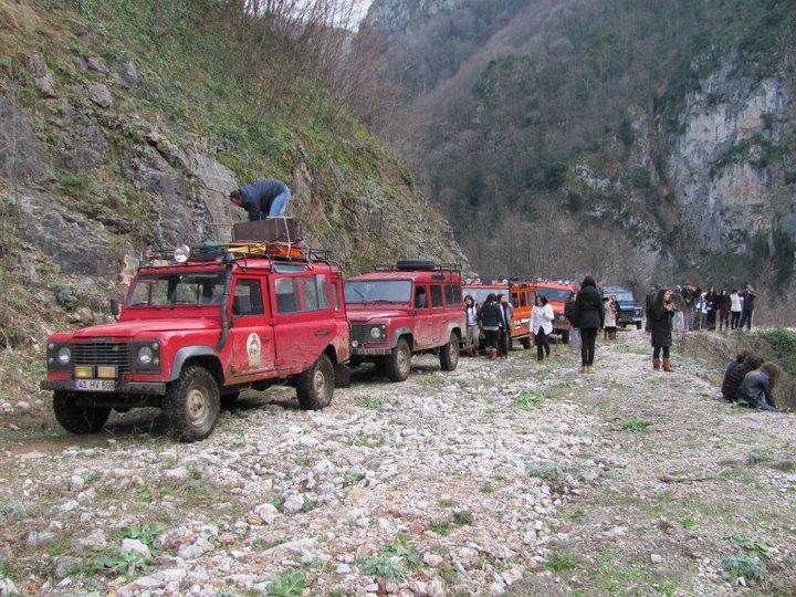 Jeep safari yuvacık aytepe